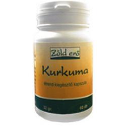 Kurkuma - Zölderő
